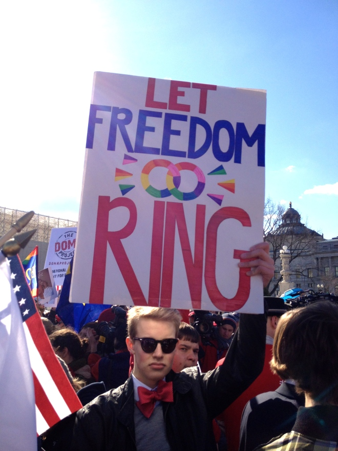 Let Freedom Ring at SCOTUS