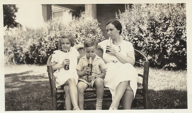 Probably southern Indiana, c. 1934.